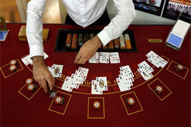 Eight Elements That Affect Casino