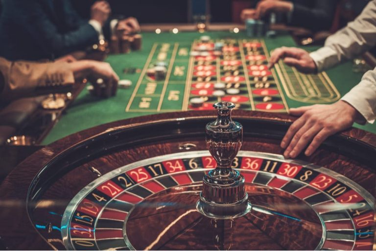 The entire Means of Gambling